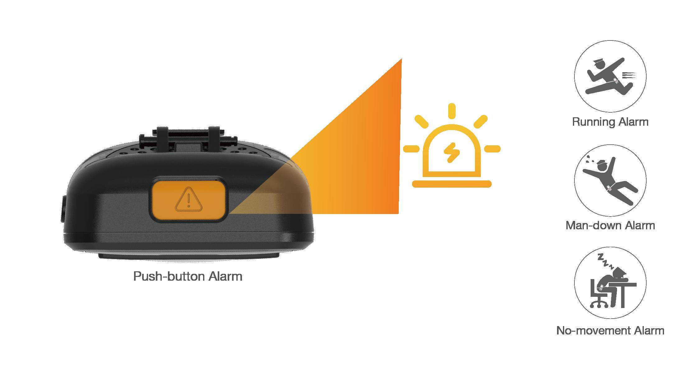 Yealink W59R Ruggedized DECT Handset