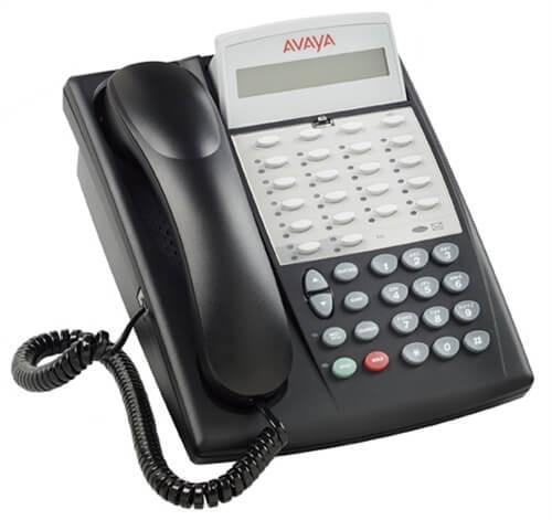 Avaya PARTNER 18D Series 2 Phone (700340193, 700420011, 18D-0003) Refurbished