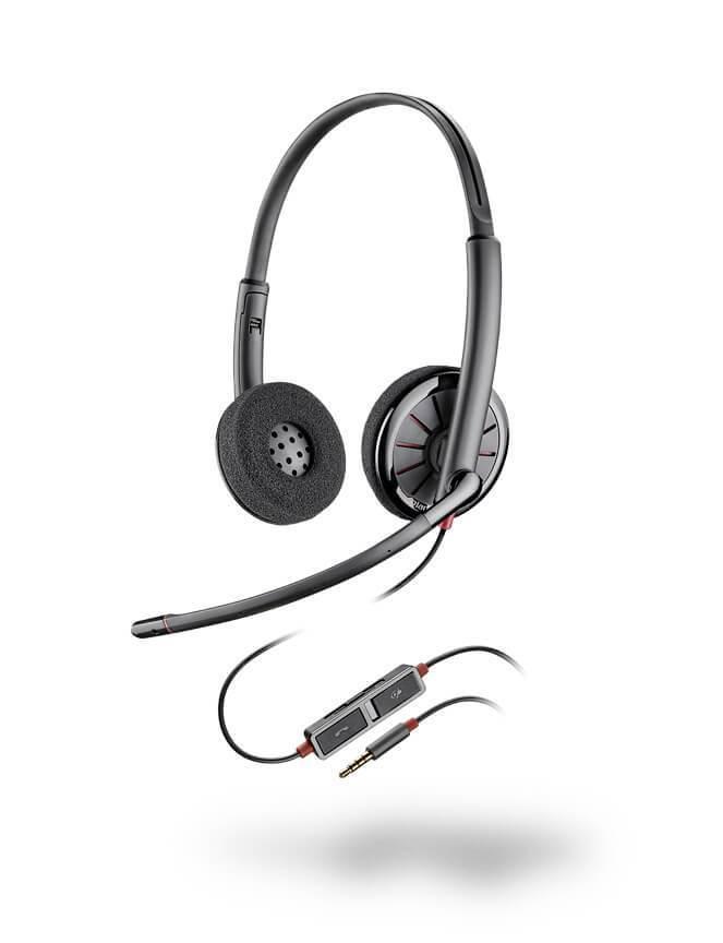 Plantronics Blackwire 225 3.5MM Stereo Headset