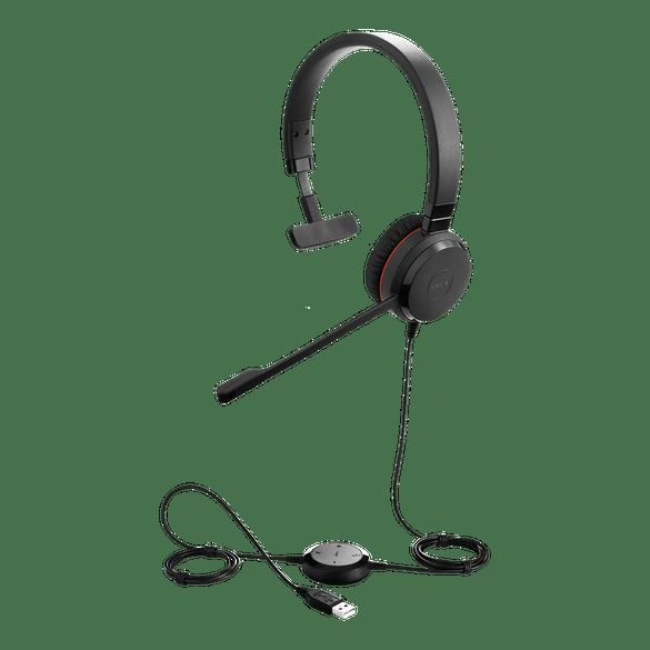 Jabra Evolve 30 II Mono USB & 3.5mm Headset