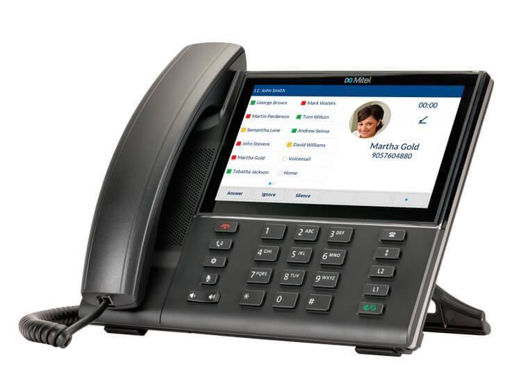 Mitel 6873i Executive IP Phone