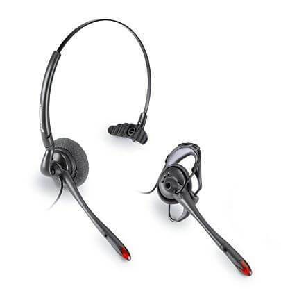 Plantronics CT12 Replacement Headset w/FireFly New