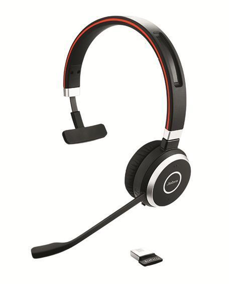 Jabra Evolve 65 UC Mono USB Wireless Headset