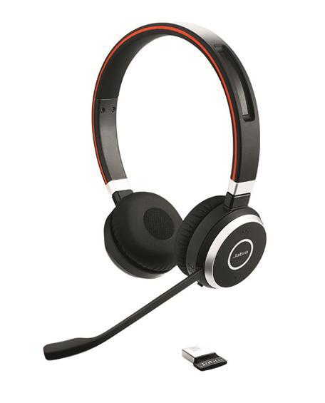 Jabra Evolve 65 MS Stereo USB Wireless Headset