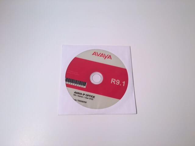 Avaya IP Office & IP Office Select  10.1 Virtualized Linux Install DVD New