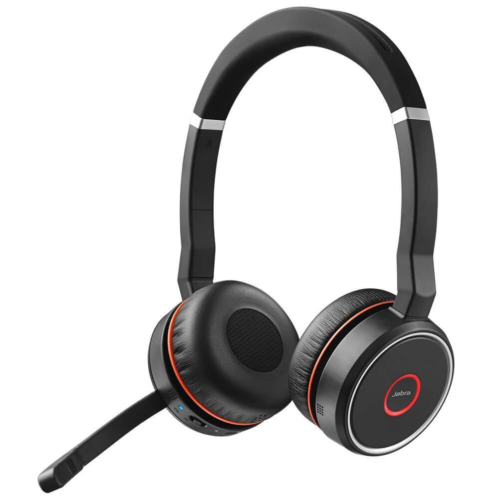 Jabra Evolve 75 UC Stereo USB Wireless Headset
