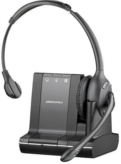 Plantronics SAVI W710 Wireless Headset New