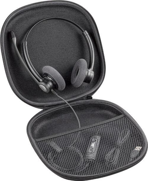 Plantronics Blackwire Travel Case New