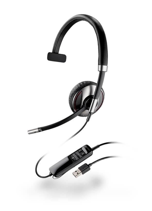 Plantronics Blackwire C710-M UC USB Headset for Lync New