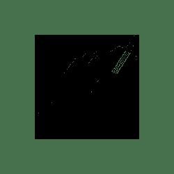 Plantronics 4 Wire PTD w/QD 10'Coil Cord - 91892-10