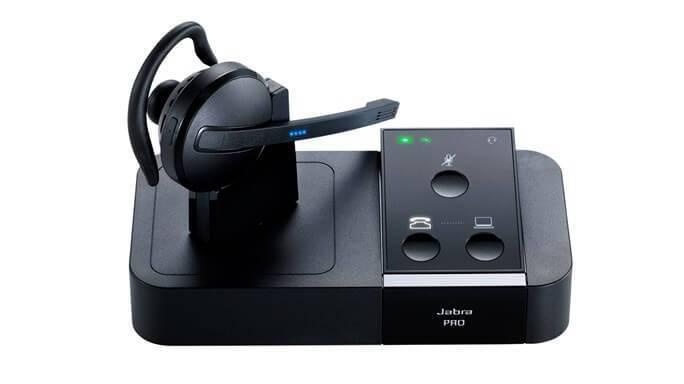 Jabra PRO 9450 DECT Wireless Headset