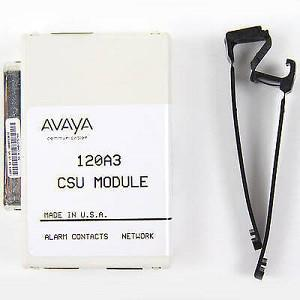 Avaya 120A CSU w/ Clip Refurbished