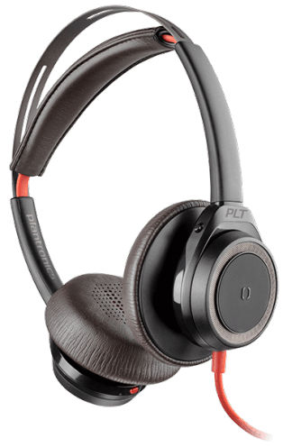 Plantronics Blackwire 7225 Stereo USB Wired Headset