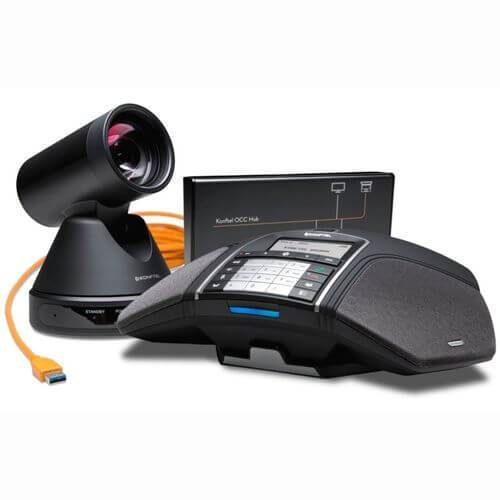 Konftel C50300 Hybrid Analog Video Conferencing Kit