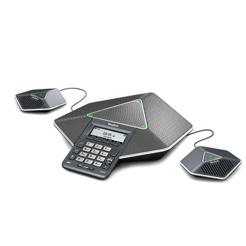 Yealink CP860 IP Conference Phone w/ Microphones New
