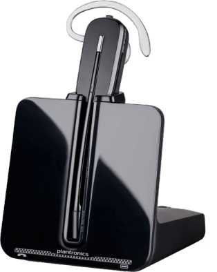 Plantronics CS540  Wireless Convertible Headset