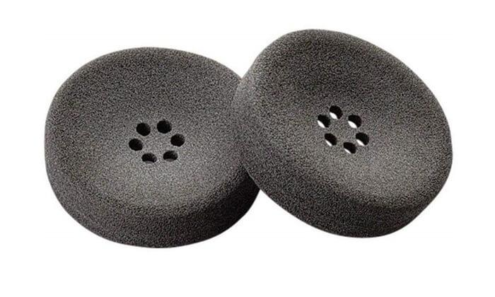 Plantronics Foam Ear Cushions for SupraPlus Wireless Headsets
