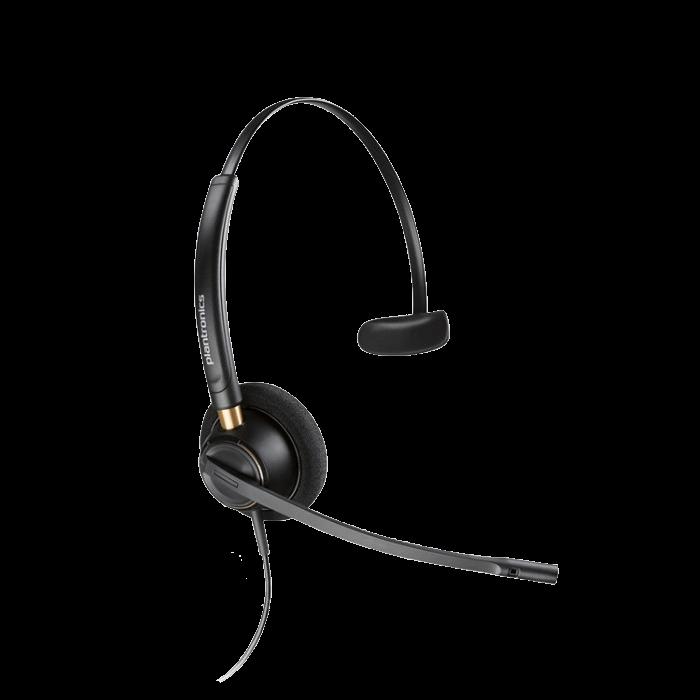 Plantronics EncorePro HW510D Digital Noise Canceling Headset - USB connector sold separately