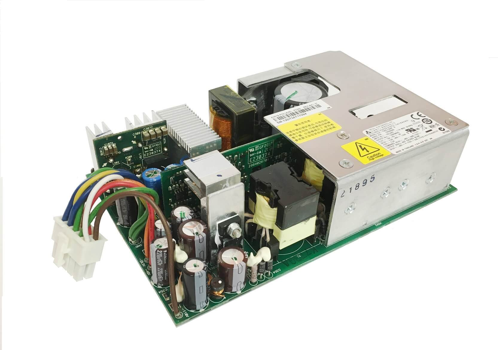 Avaya IP Office IP500V2 and IP500V1 Replacement Power Supply Refurbished
