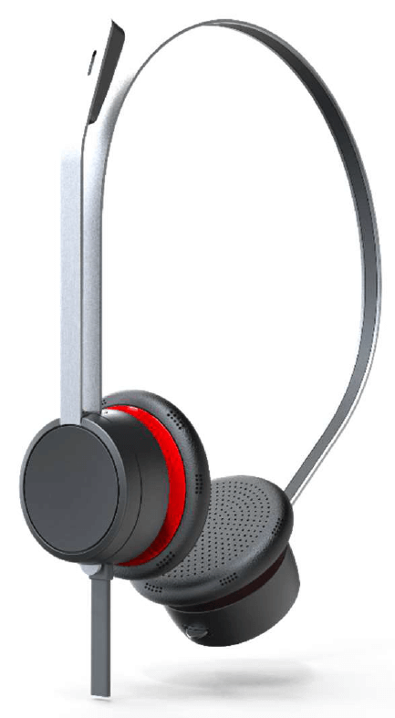 Avaya L159 Stereo USB Headset New
