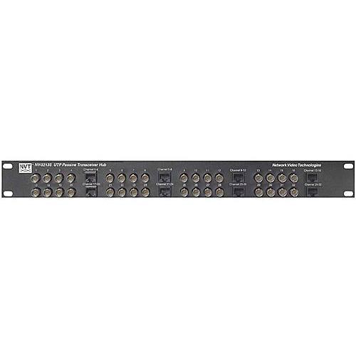NVT Phybridge NV-3213S 32 Channel Passive Video Transceiver Stub Hub