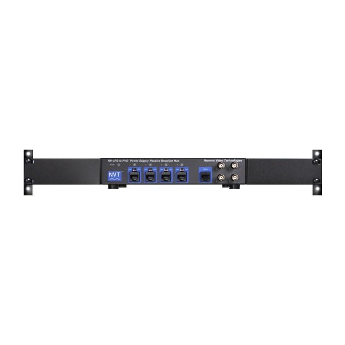 NVT Phybridge NV-4PSRMBK Rack Mount Kit for 4 Port Power Supply Products