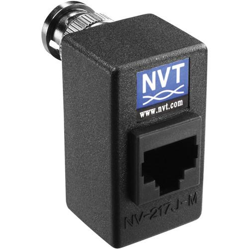 NVT Phybridge NV-217J-M 1 Channel Passive Video Transceiver RJ45