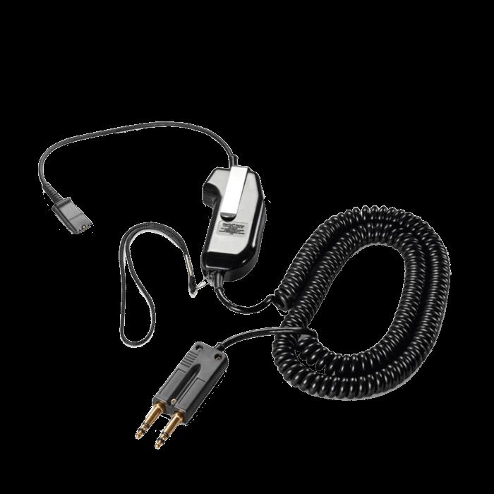 Plantronics SHS1890-15 PTT Amplifier (15ft Cable)