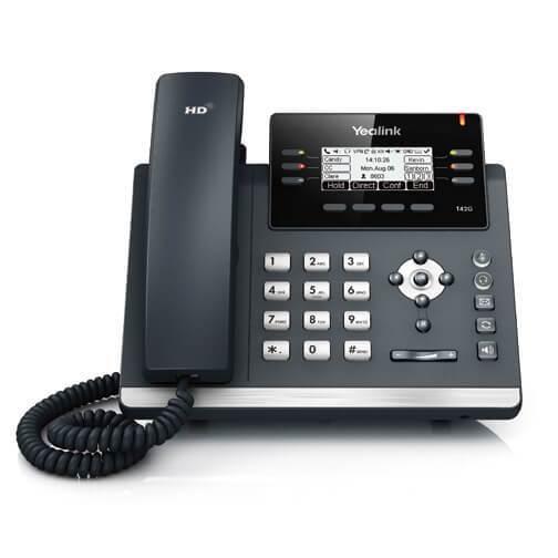 Yealink SIP-T42G IP Phone