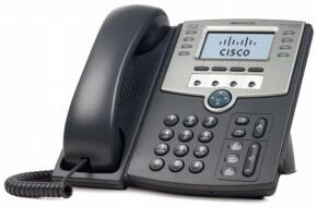 Cisco SPA509G 12-Line IP Phone with Programmable Keys New