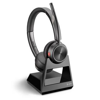 Plantronics SAVI 7220 DECT Wireless Binaural Headset