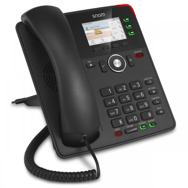 Snom D717 entry-level color VoIP Phone