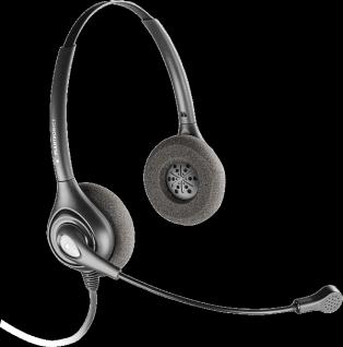 Plantronics Supraplus SDS 2491 Binaural Headset