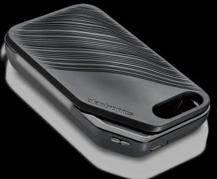 Plantronics Voyager Case, Charging, Black Voyager 5200