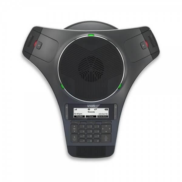 Snom C620 Wireless IP Conference Phone