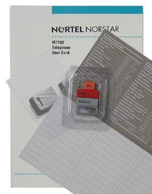 Norstar M7100 Series Lit Pack - 5 Packs