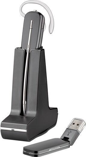 Plantronics SAVI W440-M Microsoft Wireless USB Headset New
