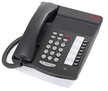 Avaya 6408+ Phone Gray Refurbished
