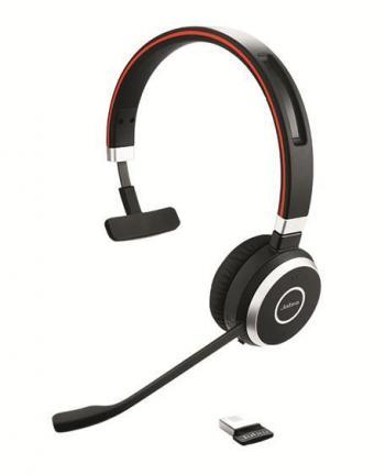 Jabra Evolve 65 MS Mono USB Wireless Headset