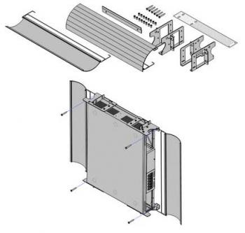 Avaya IP500 Wall Mounting Kit V3 (700503160) New