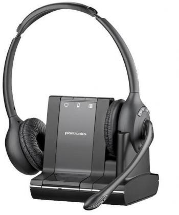 Plantronics SAVI W720 Binaural Wireless Headset