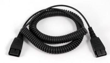 Jabra QD to QD Extension Cable