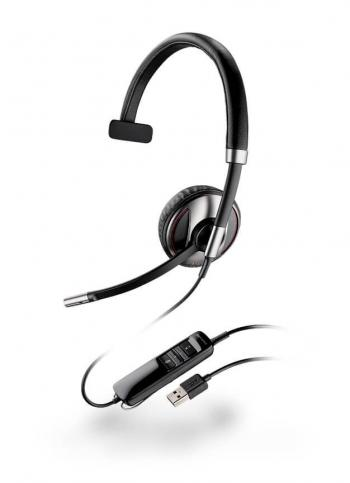 Plantronics Blackwire C510-M UC Mono USB Headset for Lync New