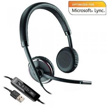 Plantronics Blackwire C520-M USB MS Headset New