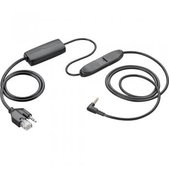 Plantronics API-28 Wireless EHS Hookswitch Cable for iPhone
