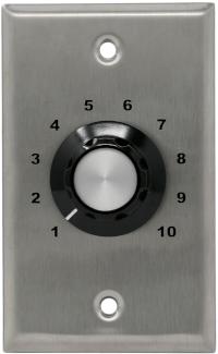 Algo 1204 Wall Mount Volume Control for Algo IP speakers
