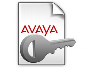 Avaya ASBCE R7 Advanced Services HA IPO License (382315, 382316, 382317)