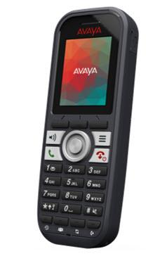 Avaya IX D260 Wireless IP DECT Handset