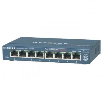 Netgear ProSafe FS108 Fast Ethernet Switch