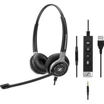EPOS Sennheiser SC 665 USB Headset